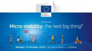 EU Micro-mobility Conference 2019