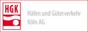 Häfen und Güterverkehr Köln AG Logo
