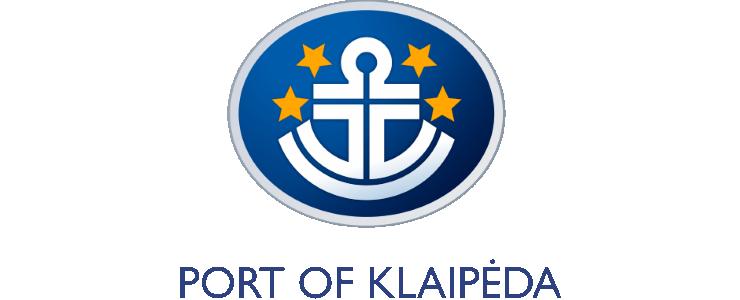 Port of Klaipeda Logo