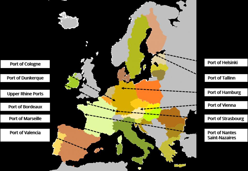 Selected CEF References - Waterways