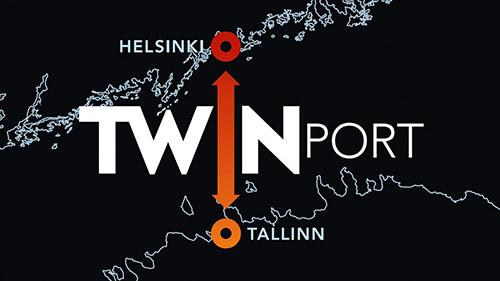 TwinPort Logo